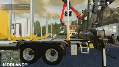 Forst LKW MAN MP v 1.3, 6 photo