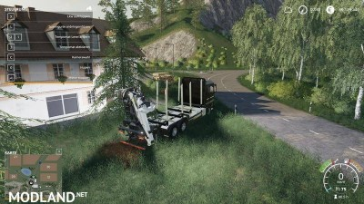 Forst LKW MAN MP v 1.3, 9 photo