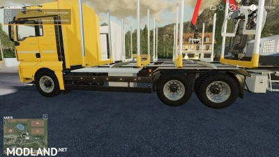 Forst LKW MAN MP v 1.3, 1 photo