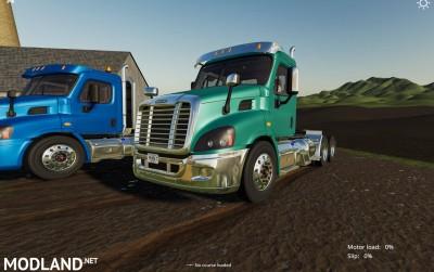 Freightliner Cascadia Day Cab v 1.0, 2 photo