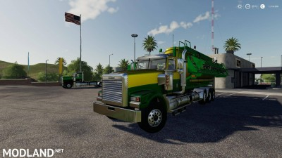 Freightliner FLD120 Hooklift v 1.0, 10 photo
