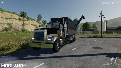 Freightliner FLD120 Hooklift v 1.0, 2 photo