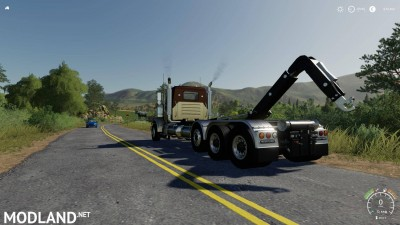 Freightliner FLD120 Hooklift v 1.0, 1 photo