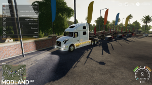 FS19 Volvo VNL 780, 1 photo