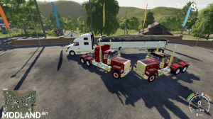 FS19 Mack Daycab and Sleeper, 3 photo