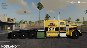 FS 19 Pete Cat Heavy Haul