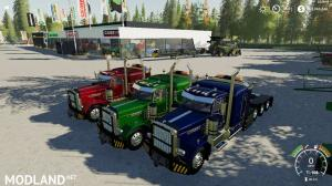 FS19 Pete 389 Heavy VE1 - Direct Download image