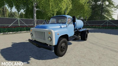 GAZ 53 MODUL PACK v 1.2.1, 1 photo