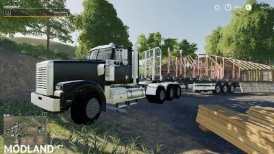 Giants Hauler Truck v 1.0, 4 photo
