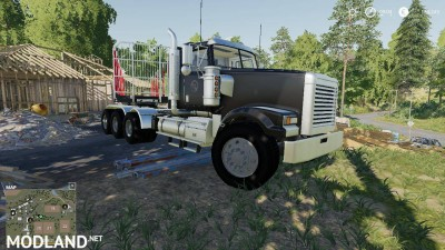 Giants Hauler Truck v 1.0, 5 photo