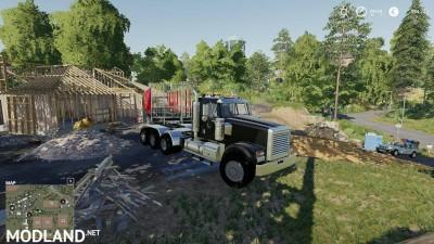Giants Hauler Truck v 1.0, 6 photo