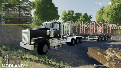 Giants Hauler Truck v 1.0, 1 photo