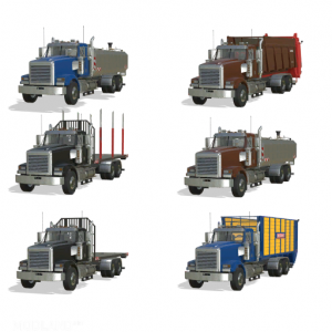 Hulk Truck Pack v8.12.19.2, 1 photo