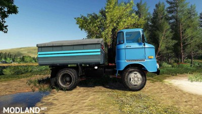 IFA W50 Grain Construction v 1.0, 3 photo