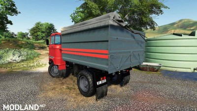 IFA W50 Grain Construction v 1.0, 4 photo