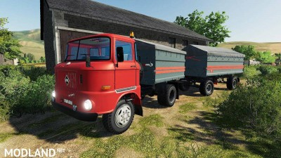 IFA W50 Grain Construction v 1.0, 6 photo