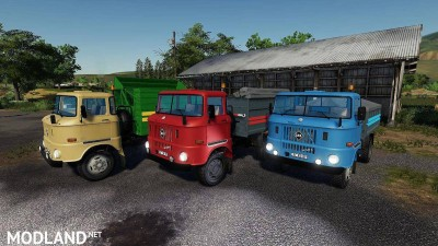 IFA W50 Grain Construction v 1.0, 1 photo