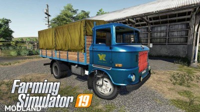 IFA W50 L/SP with UAL v 1.0