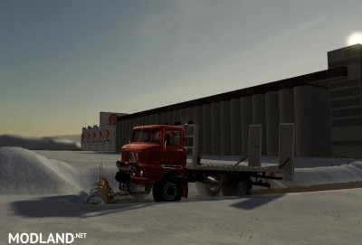 IFA W50 Tow Truck Update/Fix v 1.1.1, 3 photo