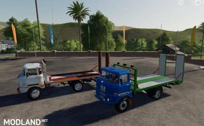 IFA W50 Tow Truck Update/Fix v 1.1.1, 4 photo