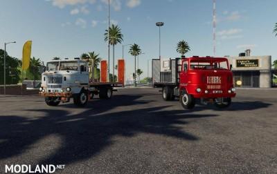 IFA W50 Tow Truck Update/Fix v 1.1.1, 5 photo