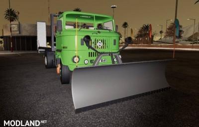 IFA W50 Tow Truck Update/Fix v 1.1.1, 6 photo