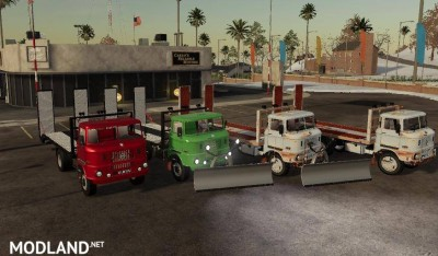IFA W50 Tow Truck Update/Fix v 1.1.1, 7 photo