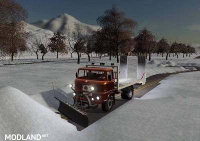 IFA W50 Tow Truck Update/Fix v 1.1.1, 8 photo