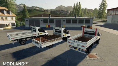 Iveco Daily Benne Fixed v 1.0, 2 photo