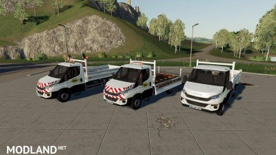Iveco Daily Benne Fixed v 1.0, 3 photo