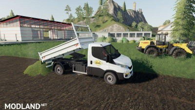 Iveco Daily Benne Fixed v 1.0, 1 photo