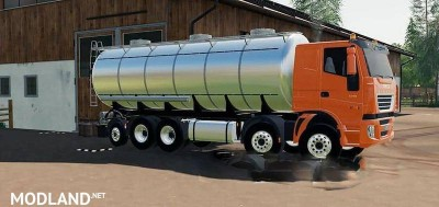 Iveco Stralis Clixtar Truck Pack (6 Modules) v 19.1.5, 4 photo