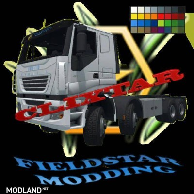 Iveco Stralis Clixtar Truck Pack (6 Modules) v 19.1.5, 5 photo