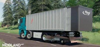 Iveco Stralis Clixtar Truck Pack (6 Modules) v 19.1.5, 1 photo