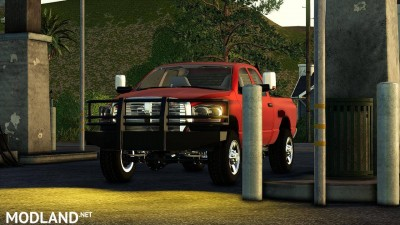 JD 2007 Dodge 2500 V 1.0, 3 photo
