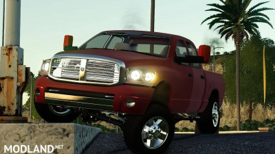 JD 2007 Dodge 2500 V 1.0, 1 photo