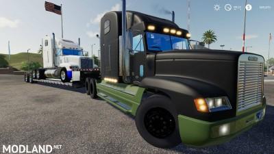 Kentucky Derby-Freightliner Classic v 1.0