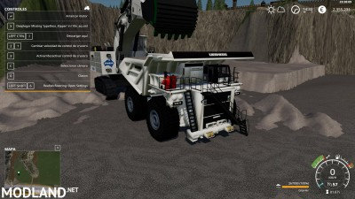 LIEBHERR T284 AND CATERPILLAR FS19 v 2.0