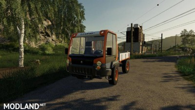 Lindner Unitrac Pack v 1.0, 2 photo