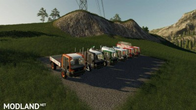 Lindner Unitrac Pack v 1.0, 1 photo