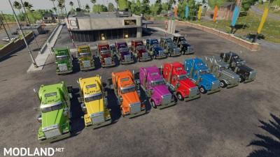 Lizard Trucks Pack v 1.0.4, 1 photo