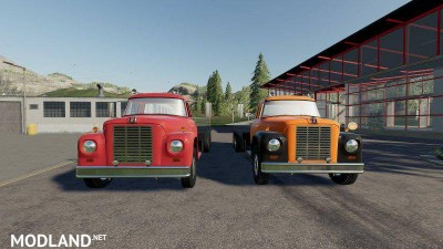Loadstar F1800 Flatbed v 1.0, 2 photo
