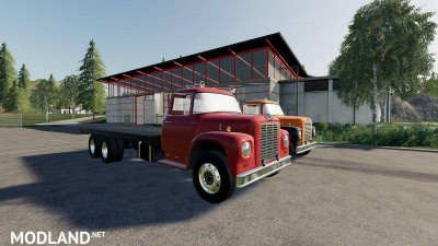 Loadstar F1800 Flatbed v 1.0, 3 photo