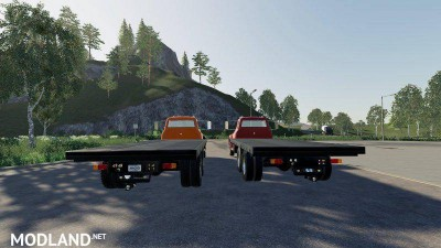 Loadstar F1800 Flatbed v 1.0, 4 photo