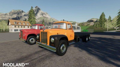 Loadstar F1800 Flatbed v 1.0, 1 photo