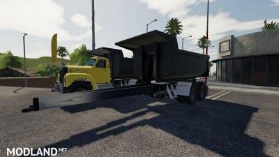 Mack B61 Dump and Trailer v 1.0.5, 3 photo