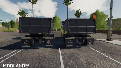 Mack B61 Dump and Trailer v 1.0.5, 4 photo