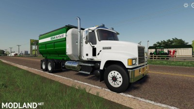 Mack Pinnacle Feed Truck v 2.0, 2 photo
