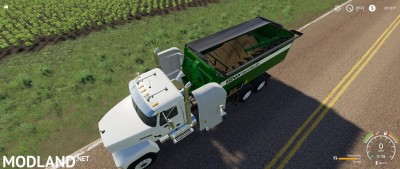 Mack Pinnacle Feed Truck v 2.0, 3 photo