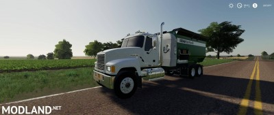 Mack Pinnacle Feed Truck v 2.0, 1 photo
